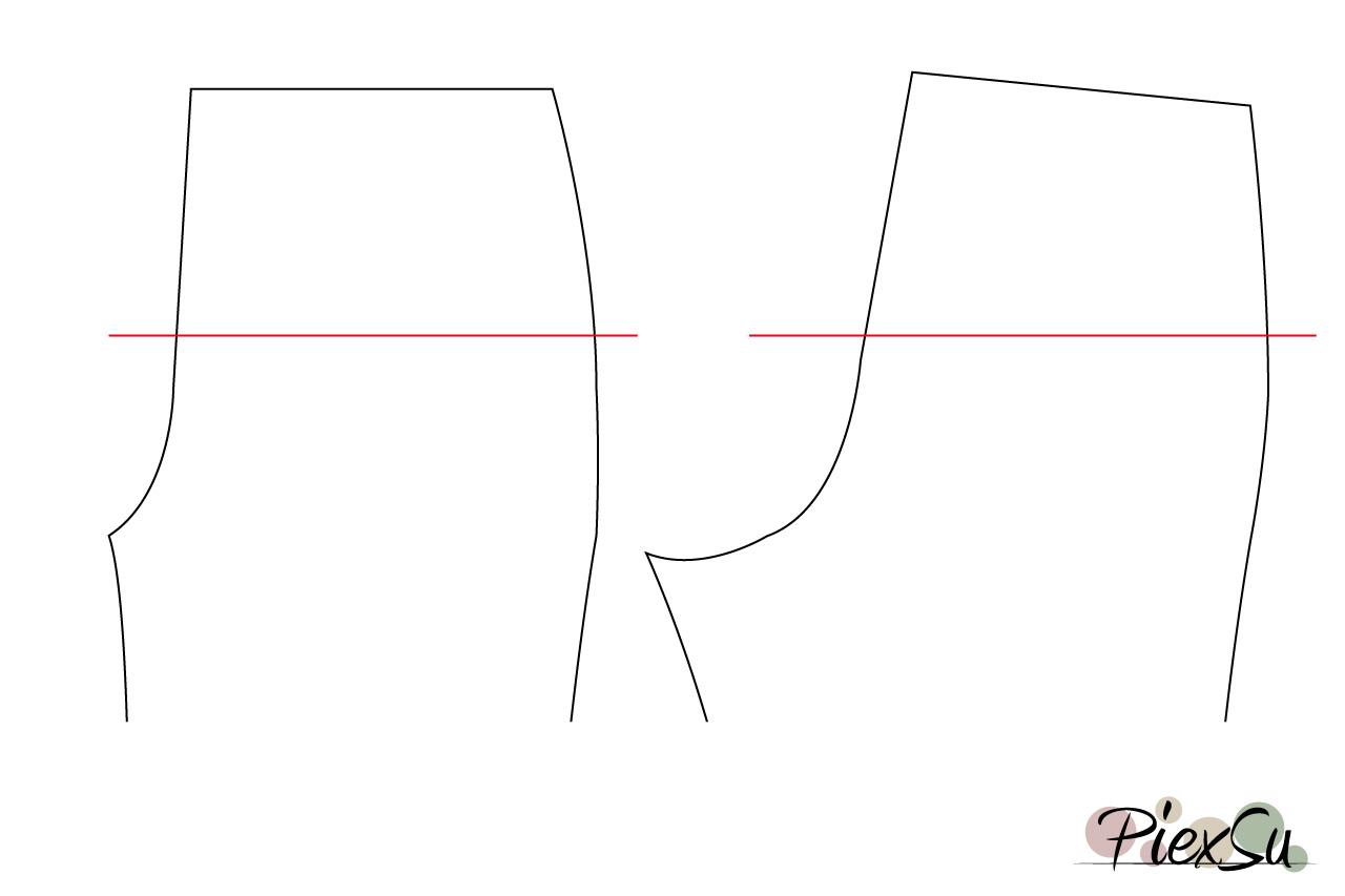 PiexSu-Schnittmuster-anpassen-Hüfttiefe-bei-Hosen-ändern-02