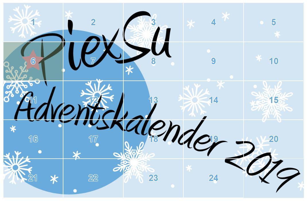 PiexSu Adventskalender Nähadventskalender Plottadventskalender 2019 (1)