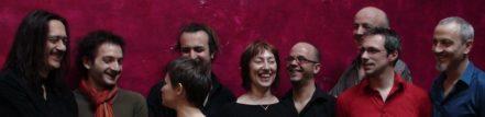 """Dominique Pifarély """"Ensemble Dédales"""" © Virginie Crouail (mention obligatoire)"""