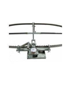 РС30/60 — полуавтоматический разводной станок для ленточных пил