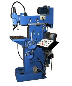 Широкоуниверсальный инструментальный фрезерный станок 6725ПФ1