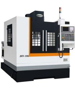 Вертикальный фрезерный обрабатывающий центр JHV-550