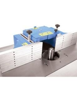 Фрезерные станки шипорезной кареткой  наклоняемым шпинделем T1000L