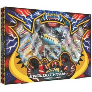 Coffret Engloutyran GX booster evolution XY