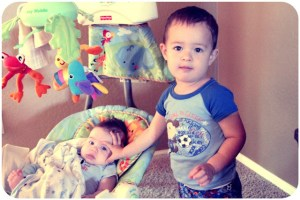 Wordless Wednesday – Brothers