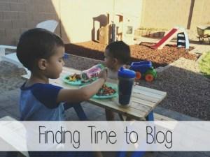 My Blogging Schedule