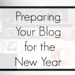 Getting Your Blog Ready For the New Year
