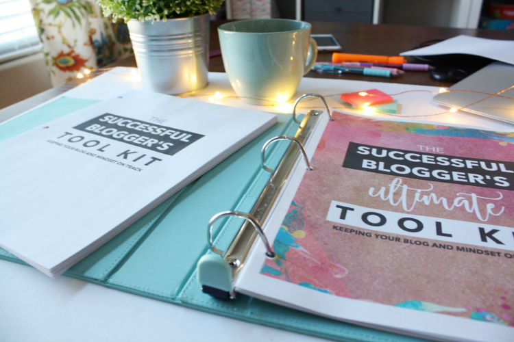 The successful blogger's ultimate tool kit