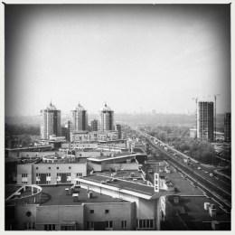 Landscape dall'hotel