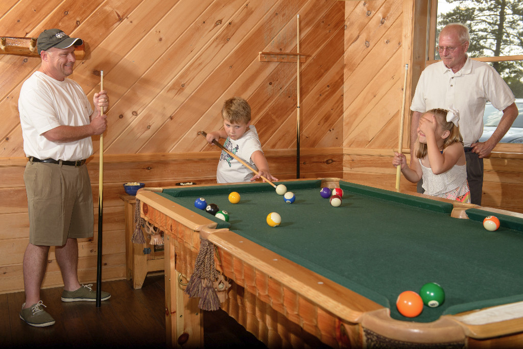 Vacation Rental Pigeon Forge Family Cabin