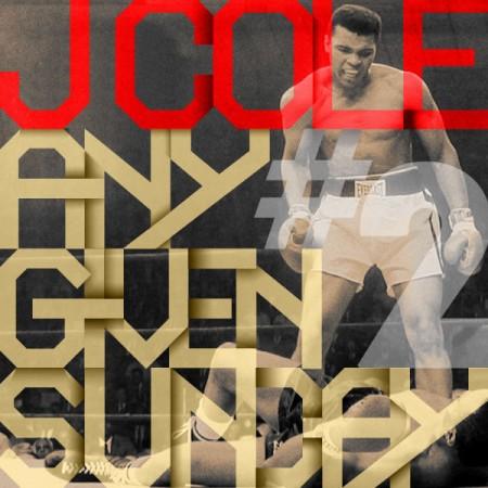 jcoleanygivensunday 450x4501 J. Cole   *Any Given Sunday* #2 (Free EP)