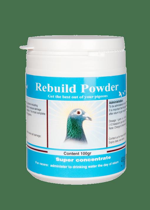 Rebuild Powder