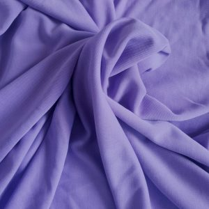 (Jersey)Cupro Pique #17 Light Purple160Cm 190
