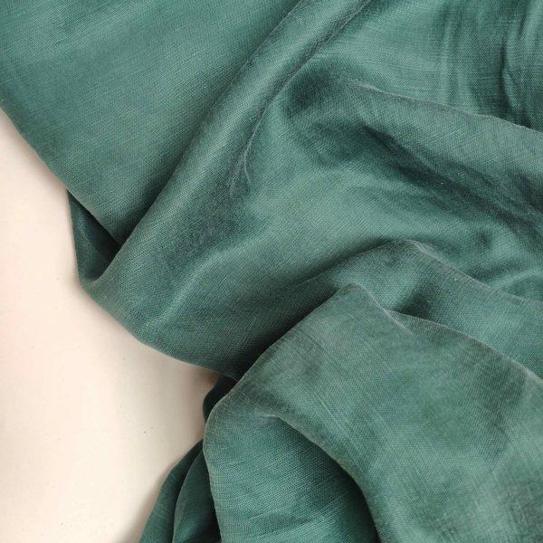 Cupro Linen Twist