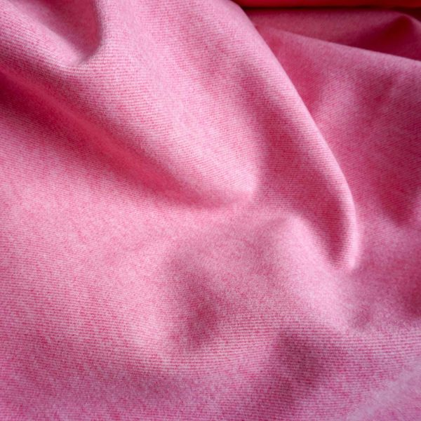 Corn fibre -8003 --5 Candy pink dual pique
