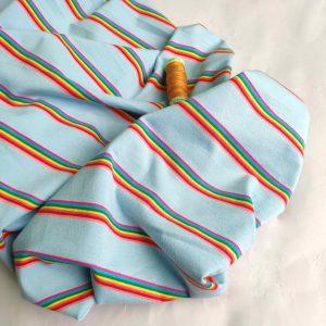 Yarn dyed The Rainbow Jersey(medium weight) -F26689 --4