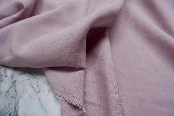 Sanded Lenzing Tencel Linen slub(21s) -1002 --10 Pink