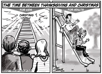Christmas Perspective