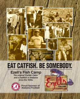 Eat Catfish. Be Somebody.
