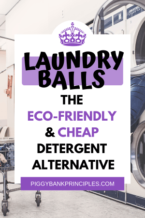 Laundry Balls: The Eco-Friendly Money Saving Detergent