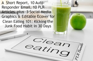 cleaning eating post graphic