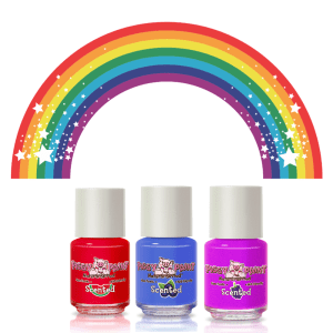 Rainbow Trio Scented