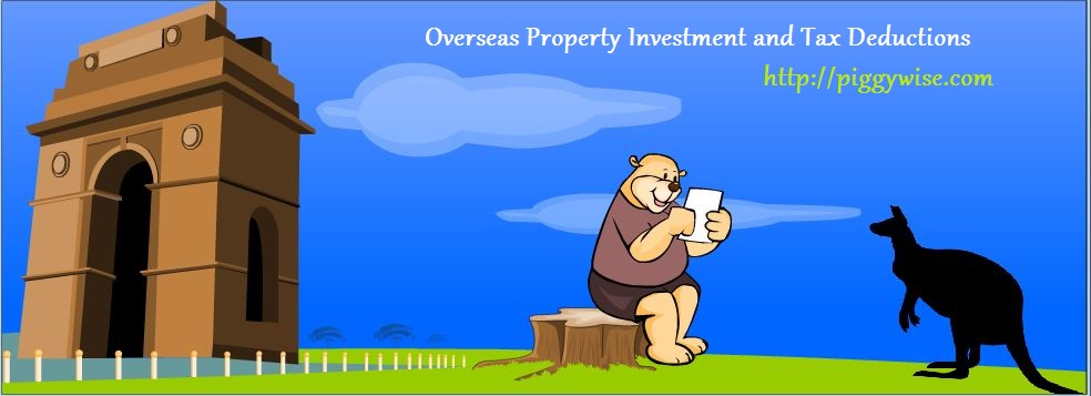 Overseas Property Investment and Tax Deductions