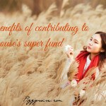 Superannuation spouse contribution and tax offset