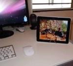 iPad Halterung
