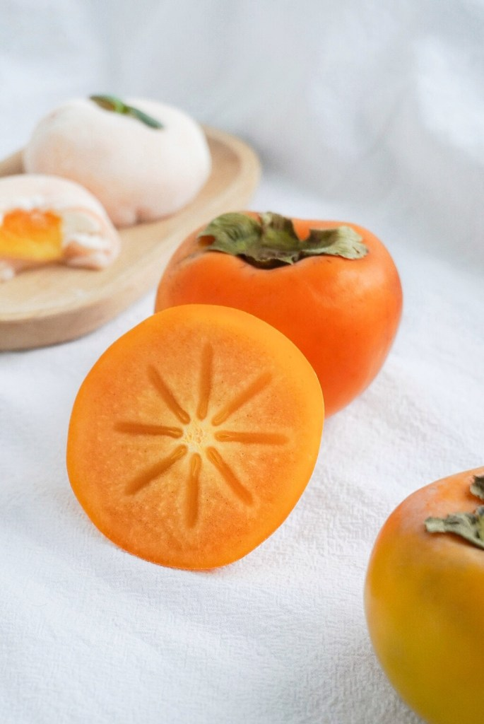 korean persimmons