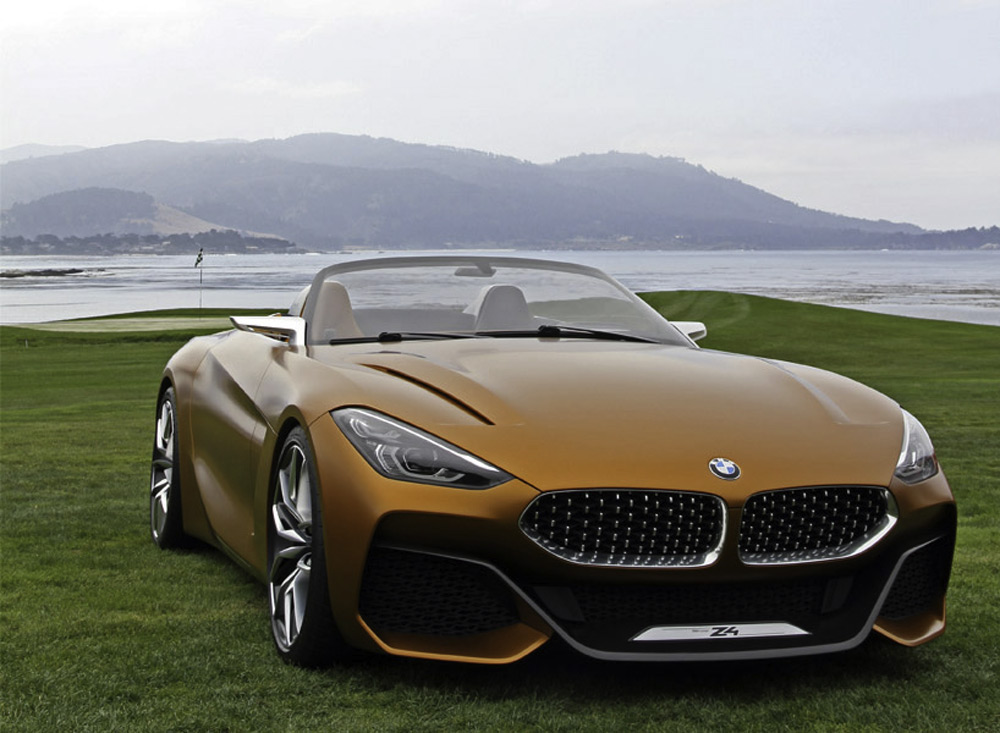 Bmw 8 Series And Z4 Concept  Pigs Fly Newspaper