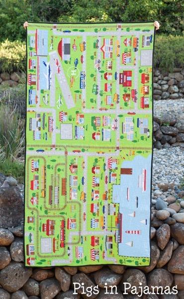 Town playmat 35560309482 o