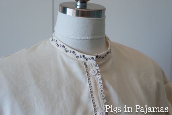 Truly vicorian 441 1861 garibaldi blouse collar detail 35689503536 o