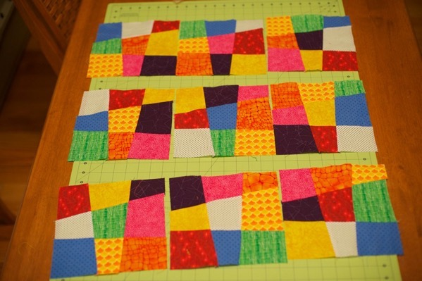 Crazy 9 patch quilt 5279370211 o