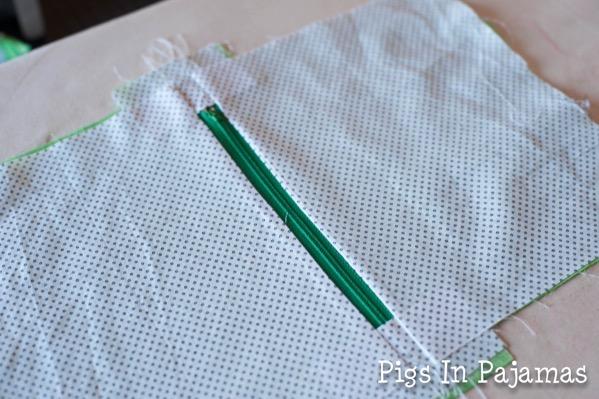 Green ditty bag zipper 11039053326 o