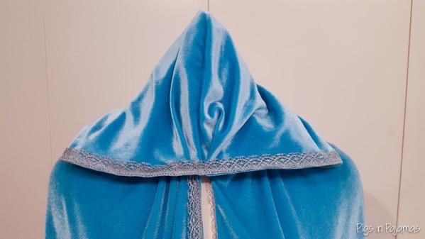 Cinderella cape 4