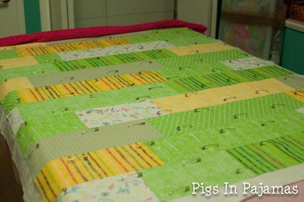 Baby quilt pinning 12898260193 o