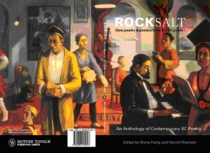 Rocksalt: An Anthology of Contemporary BC Poetry