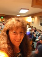 Selfie at the Beer Slam (Photo © Kim Goldberg)