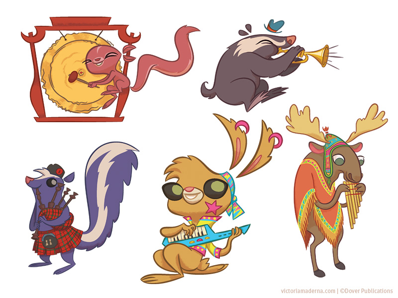 Stickers & Stickers!