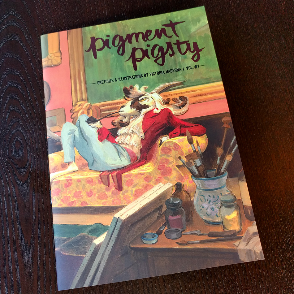 Pigment Pigsty is here!