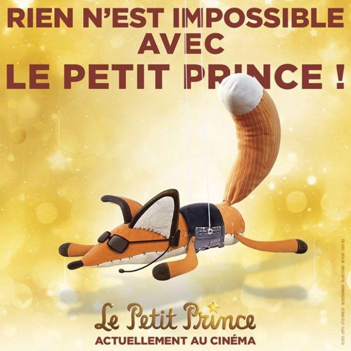 Liška Malého prince