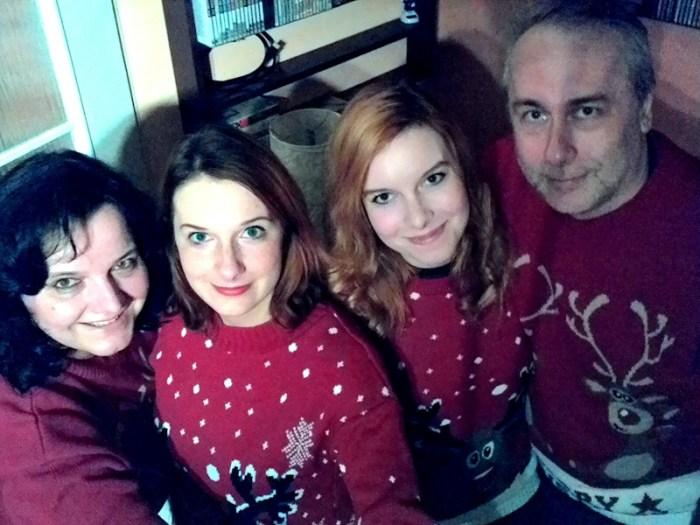 Rodinné foto Žilkovic
