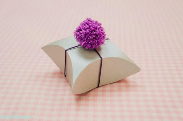 Polštářkový balíček