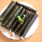 Recept: Domácí Sushi