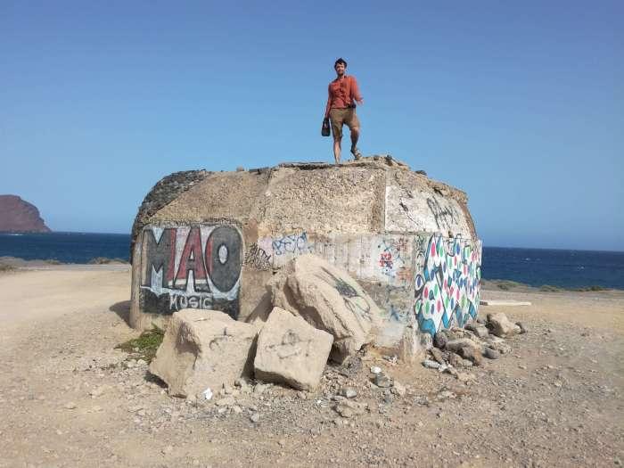 Bunkr, Tenerife jih
