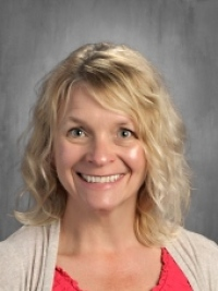 Andrea Gregg : Special Education Teacher