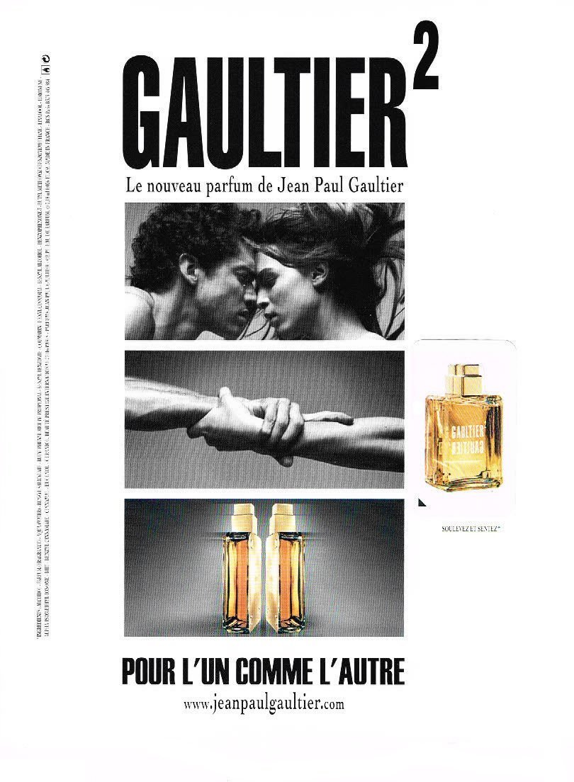 Jean Paul Gaultier Gaultier Duftbeschreibung