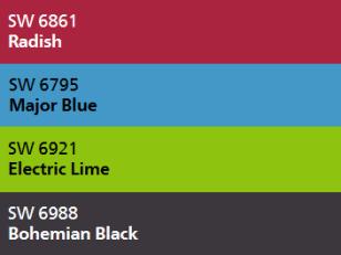 Optymo Card Colors