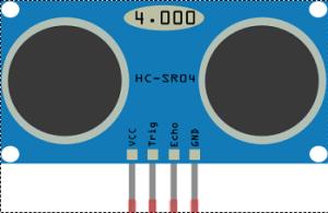 ultrasonic sensor hc sr04